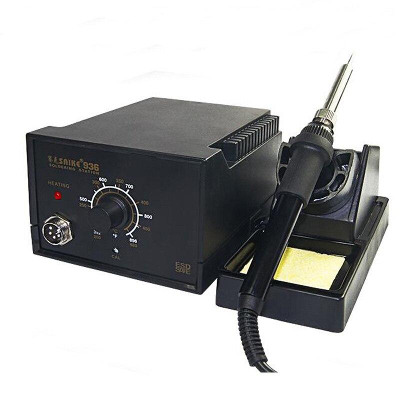 SAIKE 936 спояваща станция Електрическо - Заваръчно оборудване - Снимка 2