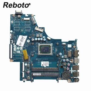 For HP 15-BW 15Z-BW Series Laptop Motherboard CRL51 LA-E831P With A10-9620P CPU 924718-601 924718-001 DDR4 100% Tested Fast Ship
