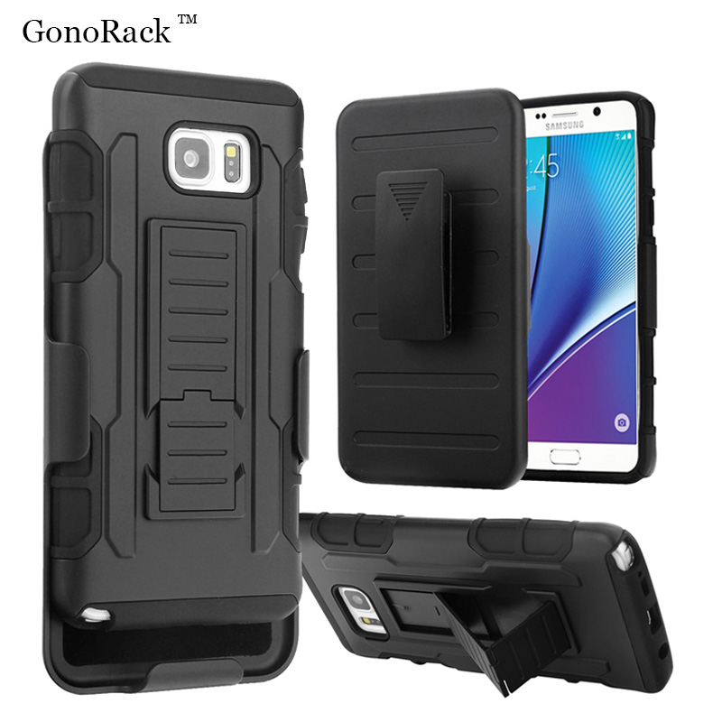 GonoRack Belt Clip Holster Case Cover For Samsung Galaxy S8 S7 S5 S6 J5 J7 A3 A5 A7 J3 2016 S7 edge Active Armor Case Silicon