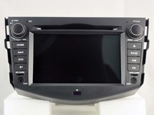 4 Г lite 2 ГБ ram Android 6.0 quad core dvd-плеер автомобиля стерео gps мультимедиа магнитофон для toyota rav4 2006-2012 автомагнитолы