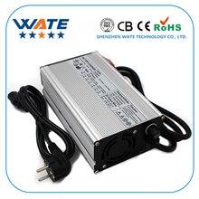 WATE 48 V 10A chargeur 48 V plomb batterie pack chargeur intelligent utilisé pour 58.8 V plomb acide batterie sortie puissance boîtier en aluminium