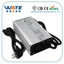 WATE cargador inteligente de batería de plomo y ácido, 48V, 10A, 58,8 V, caja de aluminio