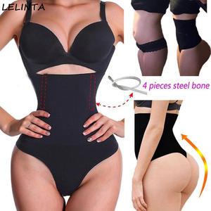 296e22997ce LELINTA Women Shapewear Waist Trainer Slimming Body Shapers