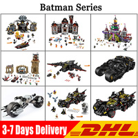 Lepin 07052 07053 07055 07060 07061 07077 07080 07090 Batman Super Heroes Model Building LegoINGlys Blocks Toy 70916 70917 76023