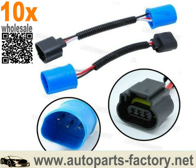 long yue autoparts 10pcs SUPER DUTY HEADLIGHT CONVERSION HARNESS HEAD LAMP CASE FOR 99 04 FORD_640x640 long yue autoparts 10pcs super duty headlight conversion harness