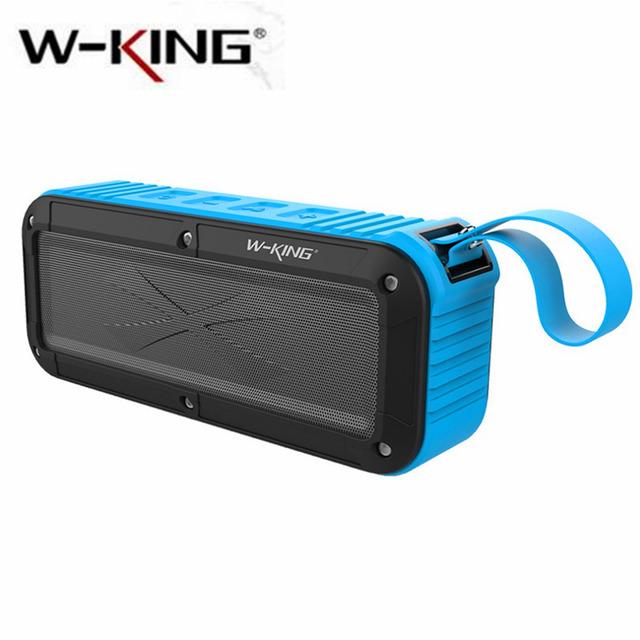 S20 nfc bluetooth speaker sem fio super bass subwoofer portátil à prova d' água esporte ao ar livre caixa de som rádio fm apoio tf cartão