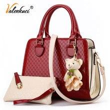 Valenkuci Berühmte Marken 2017 Designer Handtaschen Frauen Messenger Bags Umhängetaschen Frauen Top-Griff Taschen Damen Tragetaschen SD-289