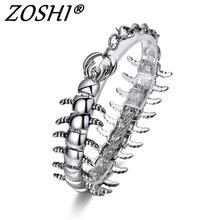 Браслет в стиле панк из нержавеющей стали для женщин, Прямая поставка, браслеты и браслеты, очаровательные браслеты, мужские браслеты, ювелирные изделия, подарок