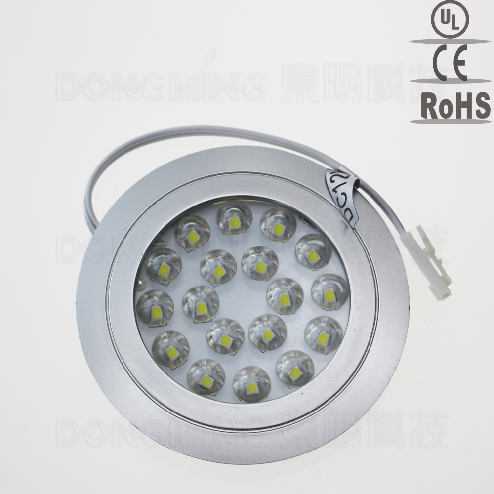DC 12V 1.5w SMD 3528 18leds Home Kitchen LED Under Cabinet