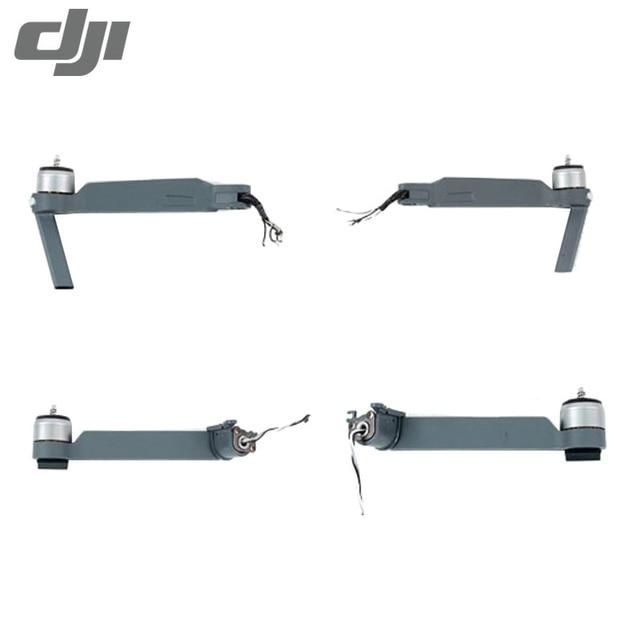 Оригинальный не новый рычаг двигателя DJI Mavic pro запасные части для DJI Mavic Pro рычаг двигателя с кабелем аксессуары для ремонта