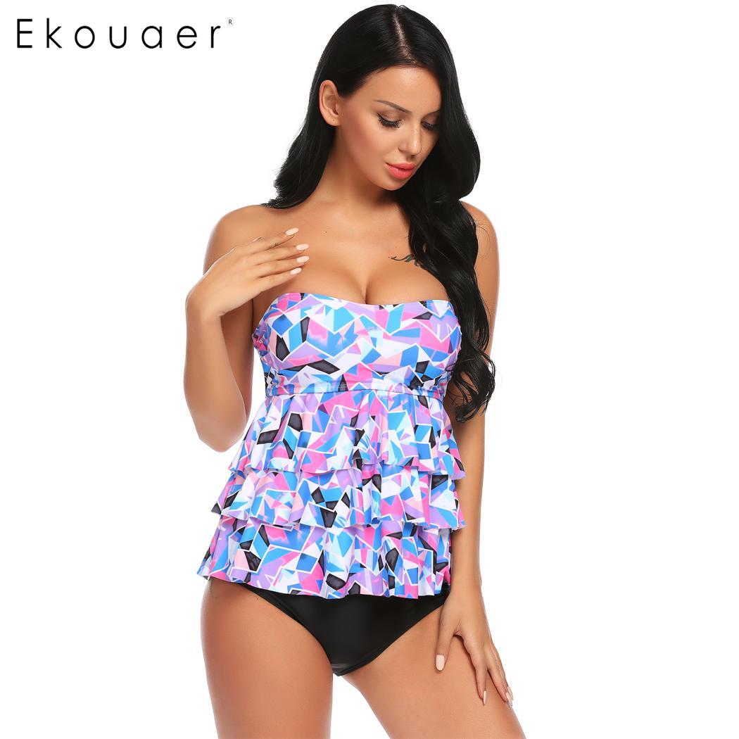 2ff66fd336eab Buy ekouaer swimsuit and get free shipping on AliExpress.com