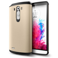 Luxury Slim Armor Soft TPU And Hard Plastic Combo Case cover For LG G3 D855 D850 F400 VS985 LS990 Cell Phone LG g3 Back Case