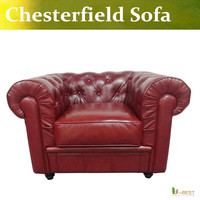 U BEST Custom Designed Leather Chesterfield Chair Leather Armchairs The Hotel Sofa Residences Sofa
