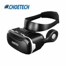 """3D шлем виртуальной реальности VR очки картона гарнитура Версия для 3.5 """"-6.0"""" для Samsung S8 телефонах Android"""
