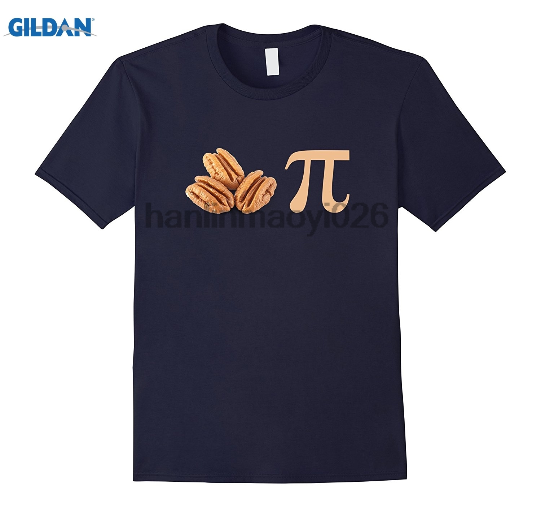 GILDAN Pecan Pi Pie T-shirt Holiday Math Humor Pie Day Shirt