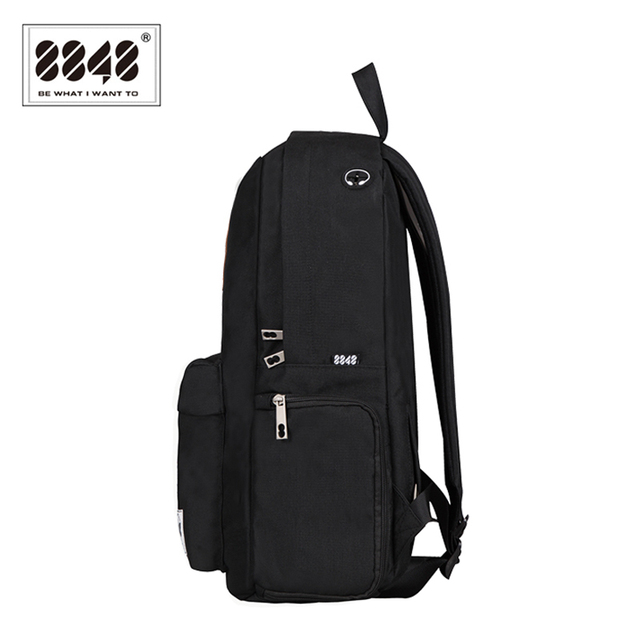 8848 marca mochila masculina viagem resistente oxford material à prova dtrendy água mochila na moda sapato bolso mochila D020-3