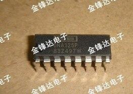 Free Shipping 5PCS INA125P INA125 dip ic