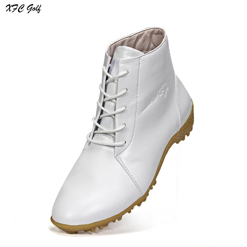 2017 new arrival Golf shoes women's golf boots ultra-light comfortable sport slip-resistant waterproof light sneakers autumn golf shoes women s breathable single shoes ultra light slip resistant waterproof shock absorption sports light golf shoes