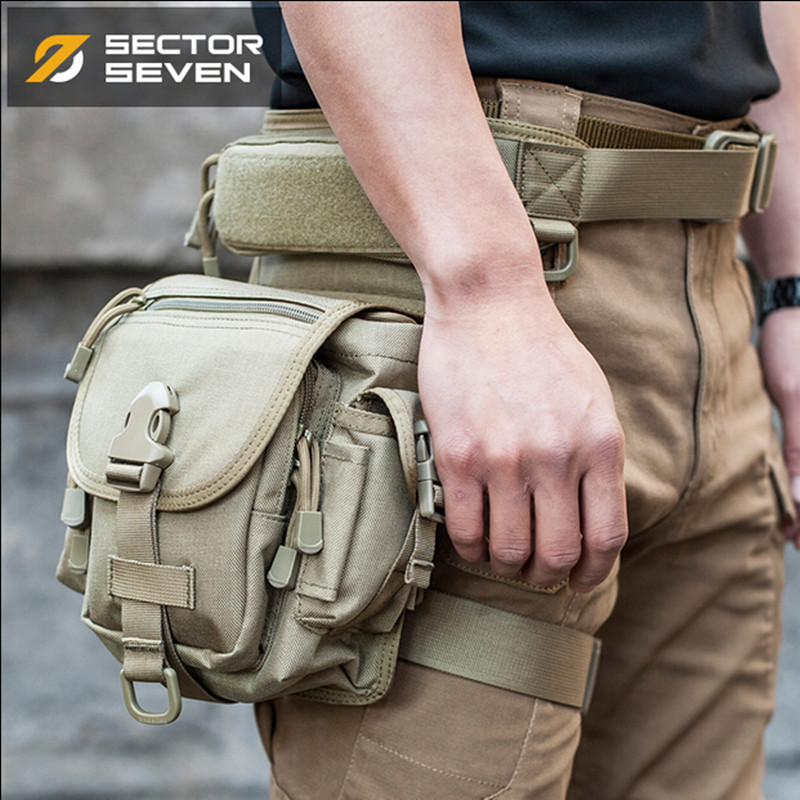 Mother & Kids Out Multifunctional Military T Actical Leg Bag Swat Tool Waist Pack Ride Electrical Pack Bags 1000d