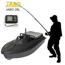 Updated JABO-2BL Boat Fish Finder 300M Remote Control Bait Boat Water Depth&Temperature Sonar detection tech