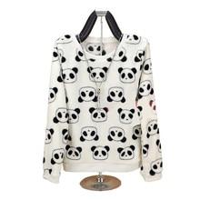 99332b9d939d70 Di Marca di modo di Harajuku Carino panda harajuku felpa con cappuccio felpa  per Le Donne