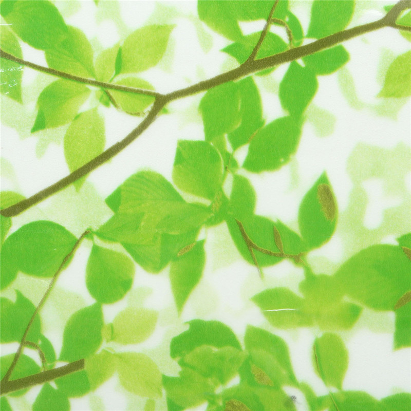 Green Leaves Window Film 1