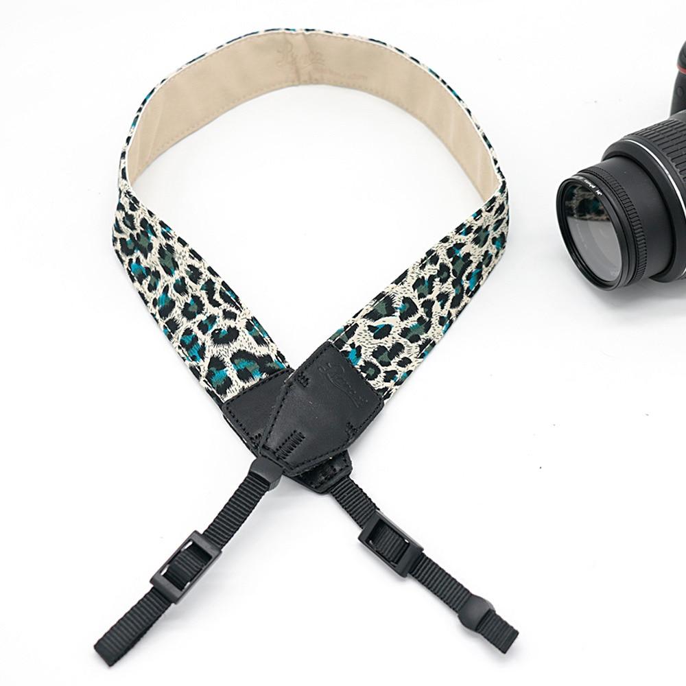 LB-01 Camera Shoulder Neck Strap Belt For SLR DSLR Nikon Canon Sony Panasonic