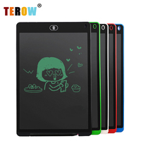 12 Inch LCD Writing Tablet Digital Drawing Tablet Handwriting Pads Portable Electronic Tablet Board ultra thin Board with pen