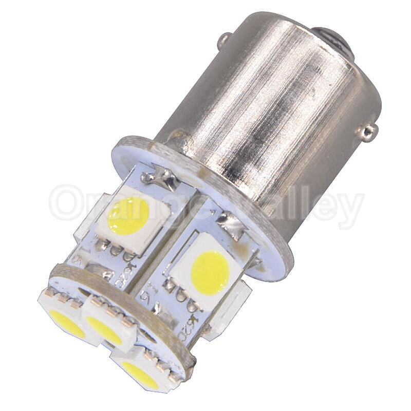 100Pcs Wholesale 1156 BA15S P21W S25 8 LED 5050 SMD Car Brake Lights Turn Signal Lamp Backup Light Auto Bulbs DC 12V/24V-in Signal Lamp from Automobiles & Motorcycles    1