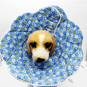 Inflatable Pet Supplies Cat Dog Recovery Wound Healing Protective Collar For Neck