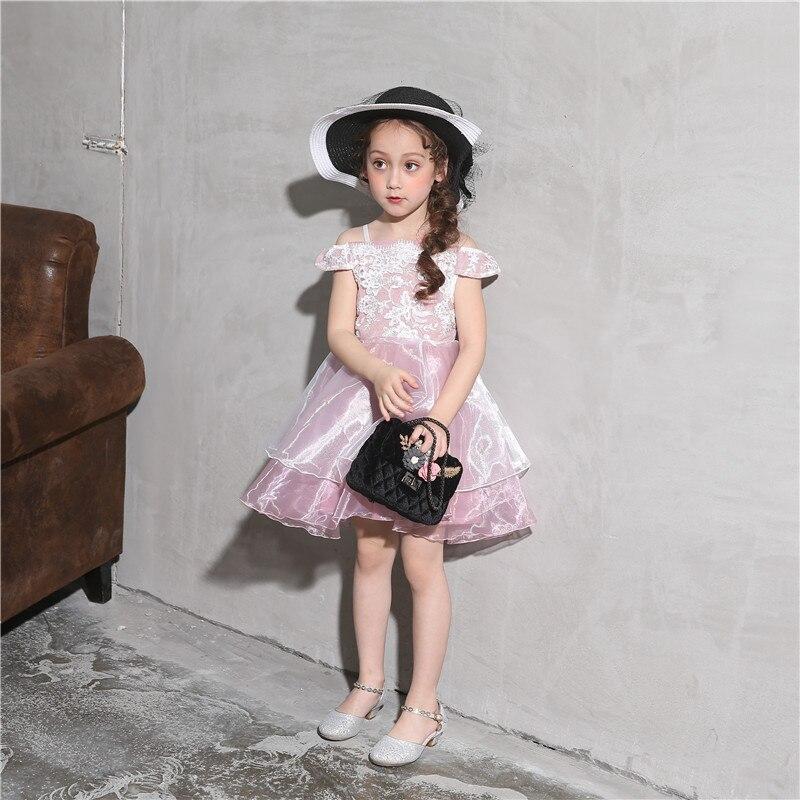 Vaikų klasterio 2017 vasaros mados prekės ženklo - Vaikų apranga