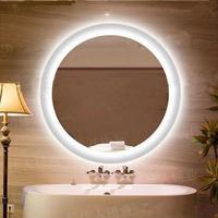 Макияж Зеркало LED Light Бра Светильник анти туман зеркало светодиодные полосы света гостиная Ванная комната настенные светильники