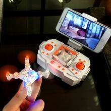 LS 250 Micro Rc Mini Quadcopter with Camera Quad Copter  RC Drones with Camera HD  WIFI Camera Pocket Drone with Flashing Light