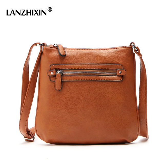 Lanzhixin Women Messenger Bags For Simple Elegant Shoulder Crossbody Las Tote Vintage Top
