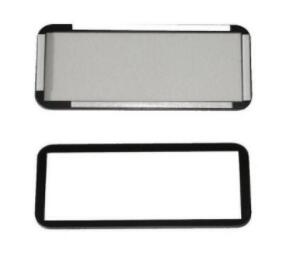 FOR Canon EOS 6D Outer LCD Screen Display Window Glass Protector Replacement parts