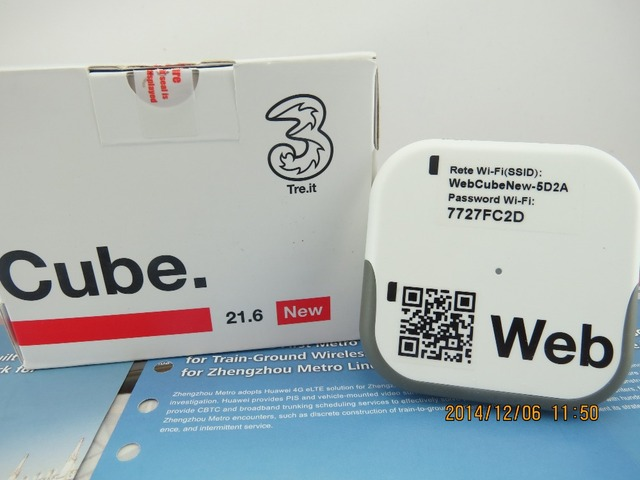 HUAWEI E8238BWs-2 E8238 ITALY ITALIAN MODEM WIFI ROUTER 21.6mbps