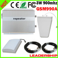 Work 500m2 office Use Wholesale GSM990A GSM 900mhz Repeater GSM cell phone signal repeater mobile phone signal booster