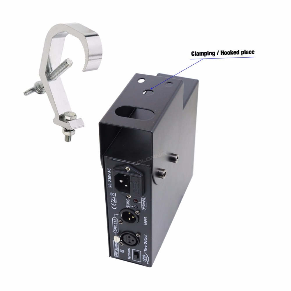 DMX Splitter 4 Channels Optical isolated DMX512 Controller 4 Way Dmx Distributor and Hook for KTV Stage Light Signal Amplifier-in Stage Lighting Effect from Lights & Lighting    3