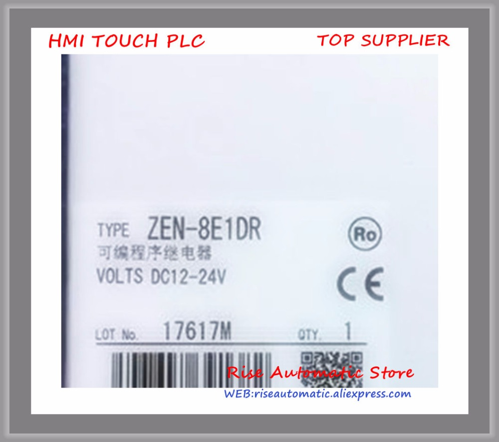 ZEN-8E1DR new original in box in stock PLC