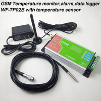 Free Shipping GSM Temperature Monitoring SMS Alarm Report Email Data Log Report