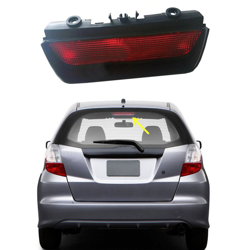 For Honda Fit/Jazz 2009-2013 Rear High Mount Warning 3rd Third Brake Light прокладки клапанной крышки honda vtr1000f
