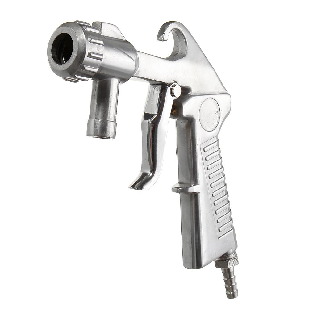 Ceramic Nozzles Tips Kit Sandblaster Gun Air Siphon Sand Blasting Abrasive Gun