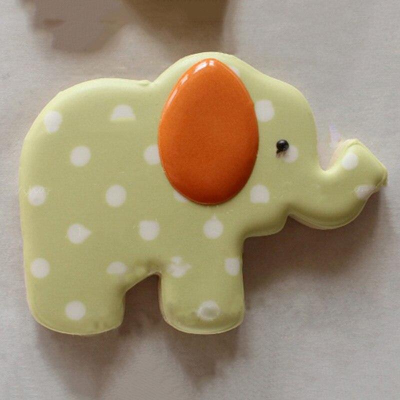 3d backform elefant
