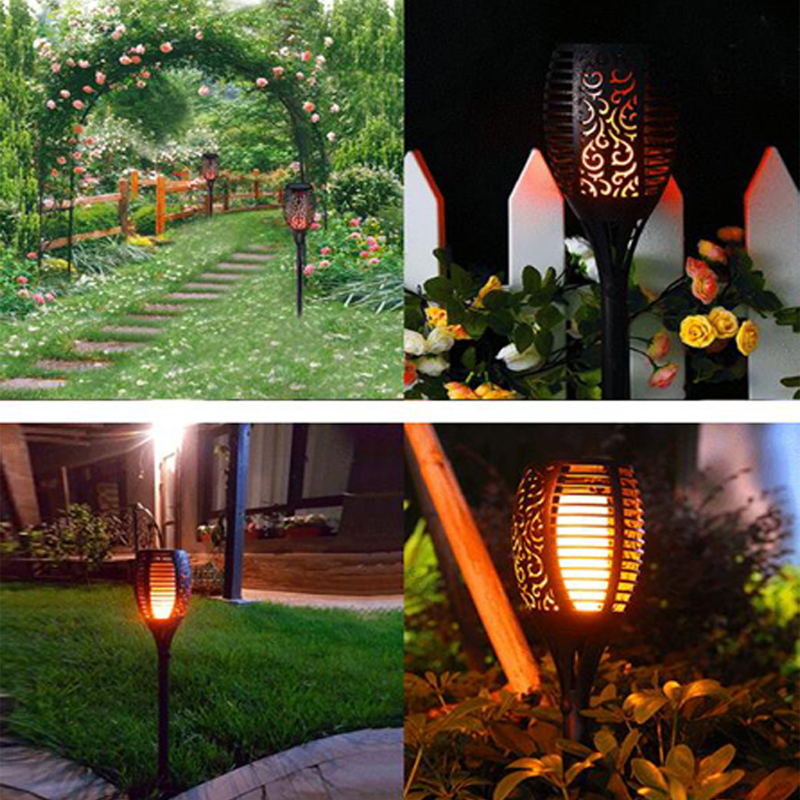 Do Jardim Luz Solar À Prova D'