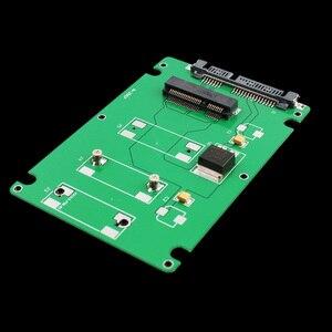 Image 5 - MSATA לsata SSD ממיר מתאם כרטיס עם 2.5 אינץ מקרה #67544