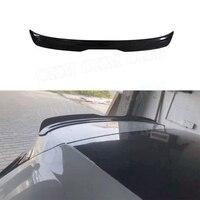 Carbon Fiber / ABS Rear Roof Spoiler Wings windshield Winglet for Volkswagen VW Golf 7 7.5 VII MK7 R GTI Rline 2014 2019