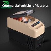 12 В/24 В DC беспроводной пульт дистанционного управления автомобильный холодильник 16л Мультифункциональный холодильник автомобильный перен
