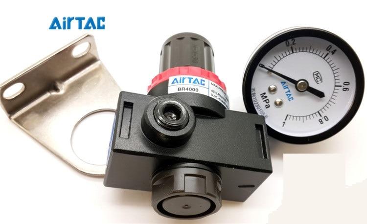 Supply AirTac genuine original air treatment component BR4000. su63 100 s airtac air cylinder pneumatic component air tools su series
