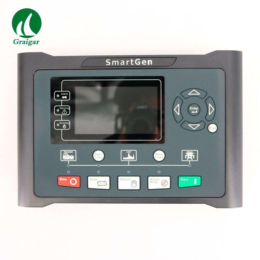 Smartgen AUTO Generator Controller HGM9520 Data Measurement with LCD DisplaySmartgen AUTO Generator Controller HGM9520 Data Measurement with LCD Display