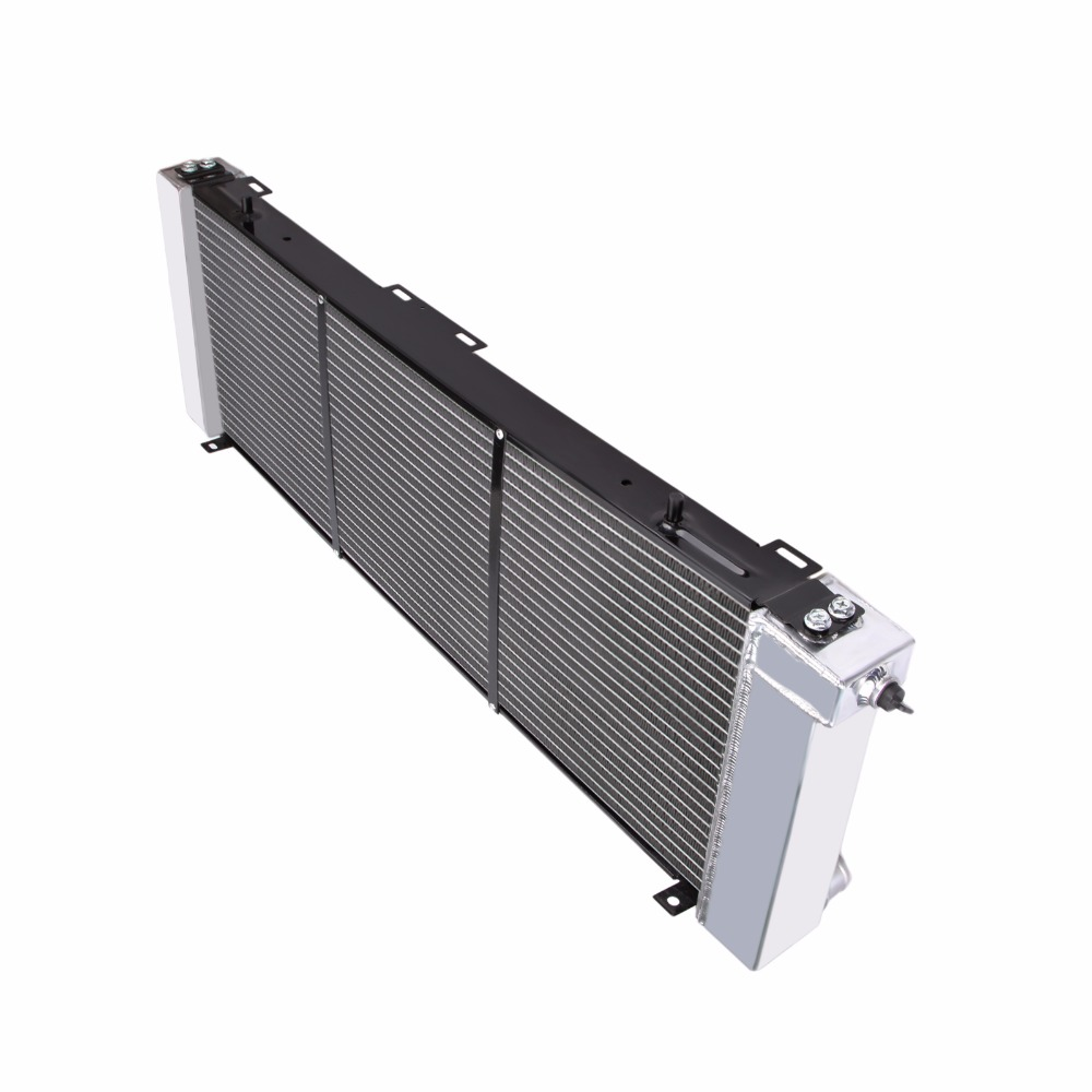 medium resolution of car aluminum radiator fit for jeep cherokee xj series 1991 2001 auto manual in radiators parts from automobiles motorcycles on aliexpress com alibaba